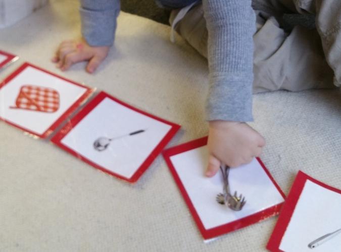 Toddler Independence Blog - Declan Vocabulary